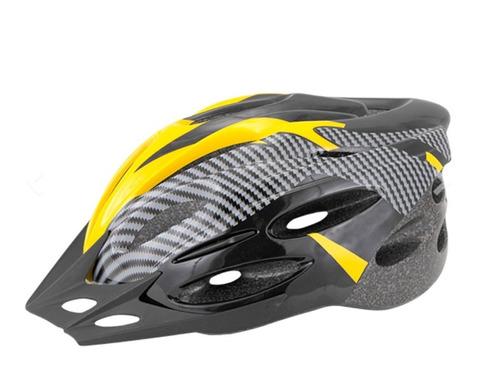 Casco Bicicleta Con Visera C/ Regulacion Ventilaciones