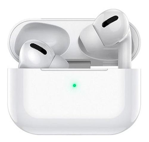 Auriculares Bluetooth Tipo Air Pods Pro Wk Microfono + Funda