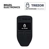 Trezor One Hardware Wallet Black