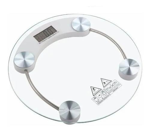 Balanza Digital De Baño Vidrio Templado 180kg Personas