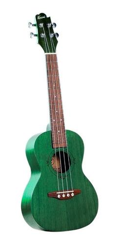 Ukulele Ukelele Tenor 26¨ Aquila Strings + Funda Verde 8414