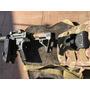 Suporte Aeg Para Colete Clip Tatico M4-system Molle Original