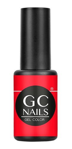 Gel De 1 Paso Semipermanente, Gc Nails, Elige Tus Colores