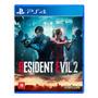 Jogo Resident Evil 2 Remake - Ps4 Midia Fisica Novo Original