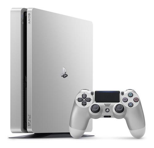 Oferta Sony Ps4 Slim 6 Juegos Gratis 500gb Wifi 1 Control