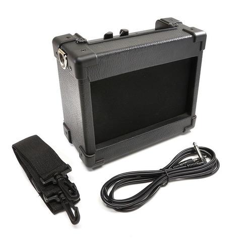 Amplificador De Guitarra Parlante Portatil Con Bateria