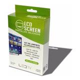 Limpia Pantallas Notebook Tv Monitor Smartphone 120cc Paños