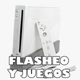 Flasheo Chipeo Nintendo Wii + Carga De Juegos