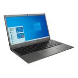 Notebook Positivo Bgh At At500 Gris 14 , Intel Celeron N3350  4gb De Ram 64gb Ssd, Intel Hd Graphics 1366x768px Windows 10 Home