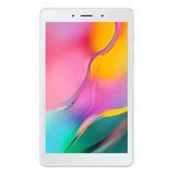 Tablet  Samsung Galaxy Tab A 2019 Sm-t295 8  Con Red Móvil 32gb Silver Con 2gb De Memoria Ram