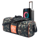 Case Bolsa Bag Jbl Partybox 310 Camuflada Resistente À Agua