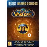 Ficha Wow, Tiempo De Juego 60 Días, Token, World Of Warcraft
