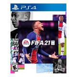 Fifa 21 Standard Edition Electronic Arts Ps4 Digital