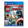 Lego Marvel's Avengers Standard Edition Físico Ps4 Warner Bros. Original