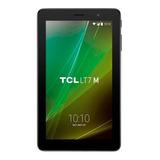 Tablet  Tcl Lt7m 7  16gb Negra Con Memoria Ram 1gb