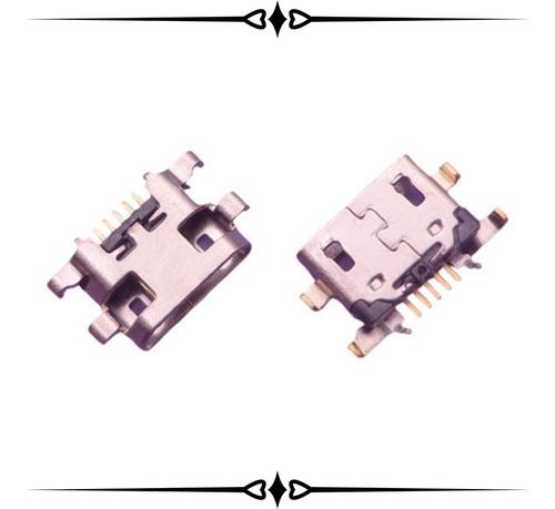 Kit 10 Conector De Carga LG X410 K11 K11  K11 Plus K11 Mais