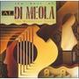 Cd Al Di Meola The Best Of Original