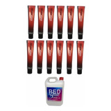 Tintura Fidelité 60gr Color Master 12u+crema Oxidante 2l 20v
