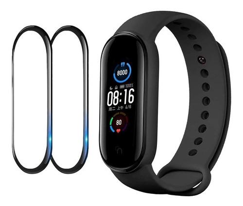 Vidrio Templado Smartwatch Xiaomi Mi Band 5