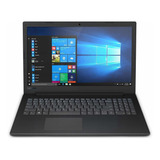 Notebook Lenovo V-series V145-15ast  Black 15.6 , Amd A9-series 9425  8gb De Ram 1tb Hdd, Amd Radeon R5 1366x768px Freedos