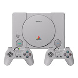 Sony Playstation Classic 16gb  Color Gris