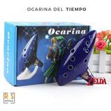Ocarina Del Tiempo Zelda