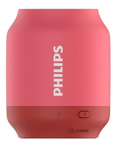 Parlante Bluetooth Philips Portatil Inalambrico Bt51p/00