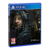 Death Stranding  Standard Edition Sony Ps4 Físico