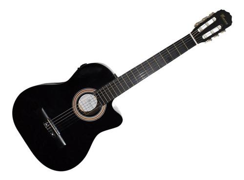 Guitarra Electroacústica Mercury Mean1 Black