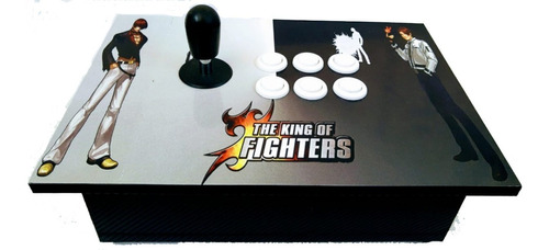 Control Arcade Stick Básic Usb 1player Pc, Raspberr, Android