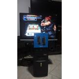 Máquina Arcade Con Pc Multi-sistema Street Fighter 4 Ae