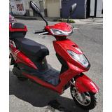 Moto Electrica Eagle Eye Tipo Runner 2020 70 Kmh