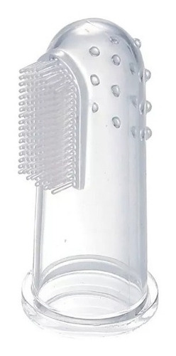 Cepillo Dedal Baby Innovation Bebés Silicona Extra Suave