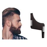 Peine Cepillo De Barba / Moldeador Delineador Bigote