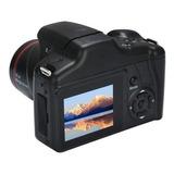 Cámara Réflex Digital 16mp 1080p Hd Zoom Digital