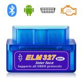 Escáner De Coche Bluetooth Elm327 Compatible Con Android