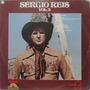 Lp Vinil Usado Sergio Reis  Vol.3 Disco De Ouro Original
