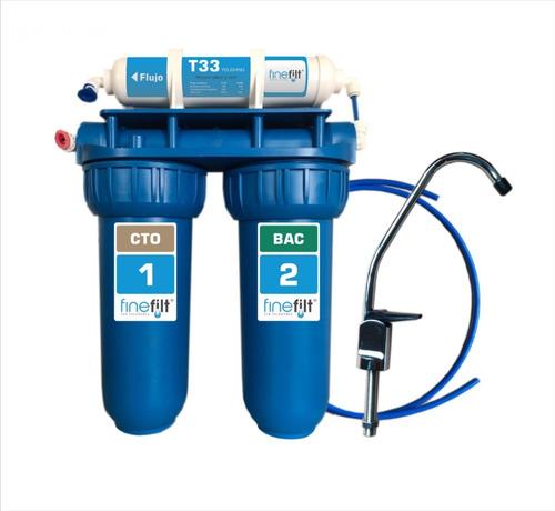 Filtro De Agua Purificador Doméstico Ultrafiltración Ecofilt