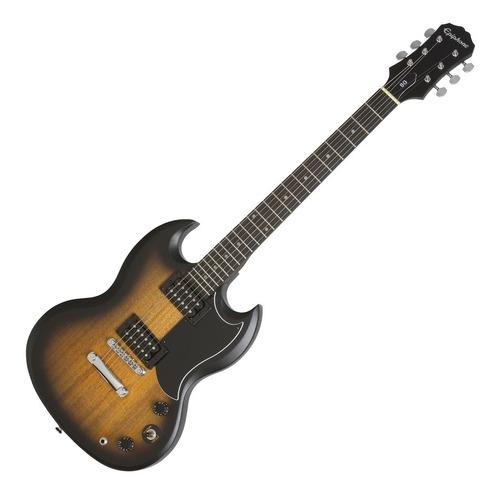 Guitarra Electrica EpiPhone Sg Special Ve Vintage Sunburst