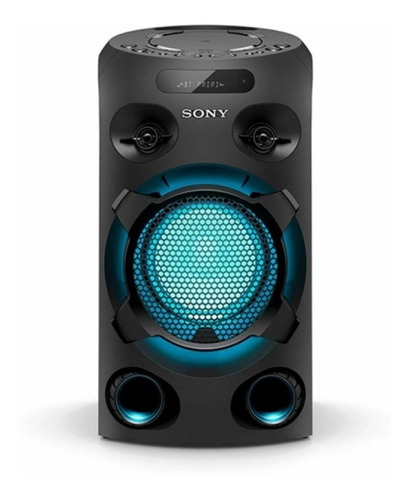 Parlante Bluetooth Sony Mhc-v02 Equipo Musica Torre Sonid