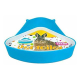 Arenas Conejos Rubyhome - Inodoro De Plástico Para Mascotas
