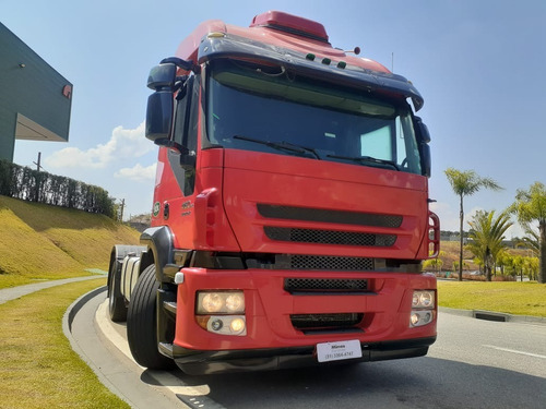 IVECO STRALIS 460 11/11 - TOCO - R$ 185.000