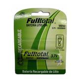 Pila Bateria 18650 C/teton Full Total 3.7v 3000 Mah Fact A