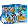 Digimon Temporada 1,2 E 3 Completa Em Blu-ray Dublado Original