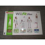 Wii Fit Plus En Muy Buen Estado!!!