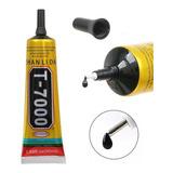 Adhesivo Pegamento T7000 Negro  (50 Ml) Aguja Multifunción