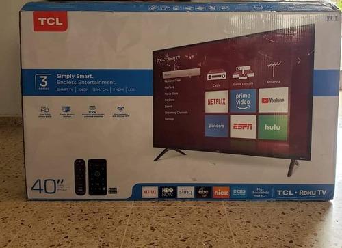 Tcl 40 Pulgadas Smart Tv