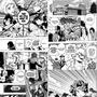 Papel De Parede Adesivo  Boku No Hero Academia 0,58m X 10m Original