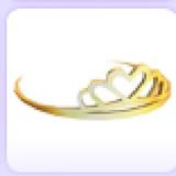 Tiara De Oro Exclusivo Adopt Me