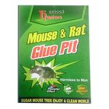 10 Trampa Para Raton Adhesiva Mouse & Rat Zf-8012